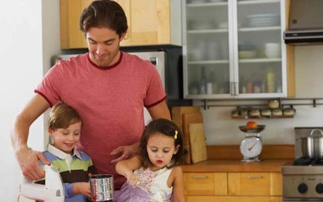 House That  Being A House Husband May Be Bad For Your