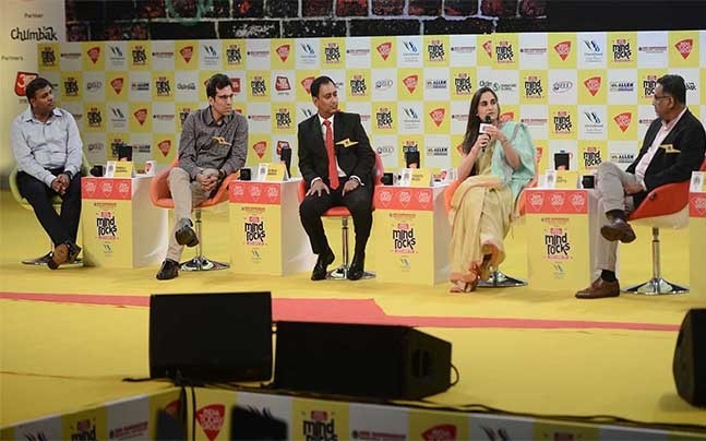 Top recruiters discuss how they hire talent, at India Today Mind Rocks Delhi 2017