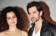 Kangana Ranaut and Hrithik Roshan broke up due to his affair with Katrina Kaif?