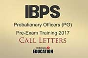 IBPS Probationary Officers (PO) Pre-Exam Training 2017: Call letters released at ibps.in, steps to download