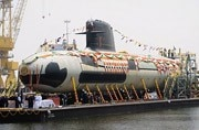 INS Kalavari: Indian Navy's first new conventional submarine in 20 years