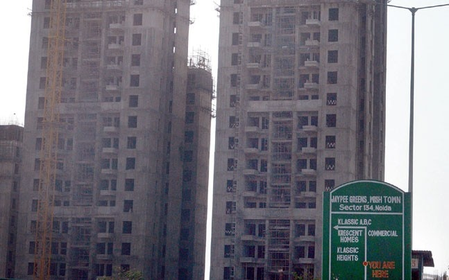 Hundreds of people, who booked flats in projects of Jaypee Infratech, have been left in the lurch. (Picture for representation)