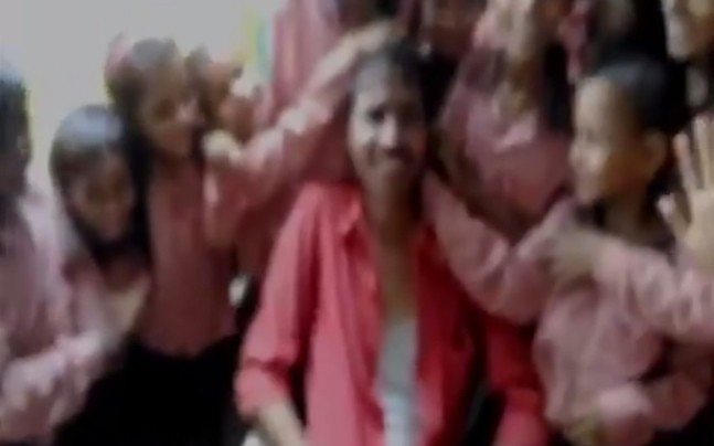 Kanpur head teacher at government school comes inebriated