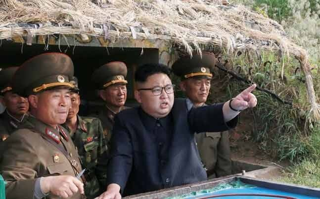 North Korea has launched dozens of missiles under young leader Kim Jong Un
