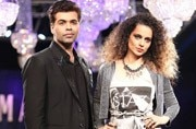 Did Karan Johar take a dig at Kangana Ranaut with