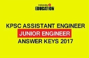 KPSC Assistant Engineer/Junior Engineer Exam 2017: Answer keys released at kpsc.kar.nic.in