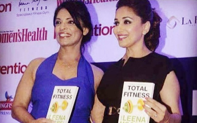 Picture courtesy: Instagram/leena_mogre_fitness