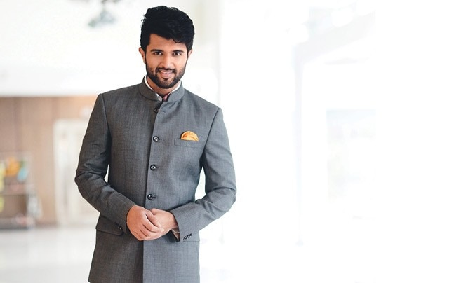 Vijay Sai Deverakonda plays the titular role in Arjun Reddy, introducing a new version of a familiar trope: the angry young man.