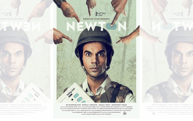Newton has been winning awards on the film festival circuit.