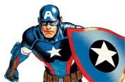Captain America series is about the moral decline of the United States