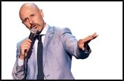 What sets apart Maz Jobrani from other such Trump-bashing comedians