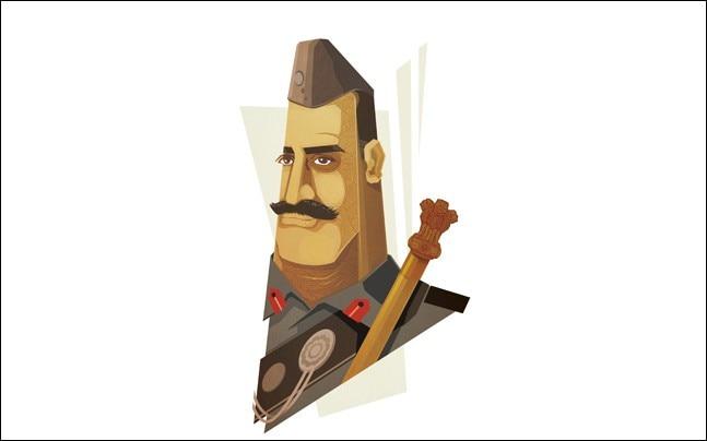 Illustration by Ajay Thakuri