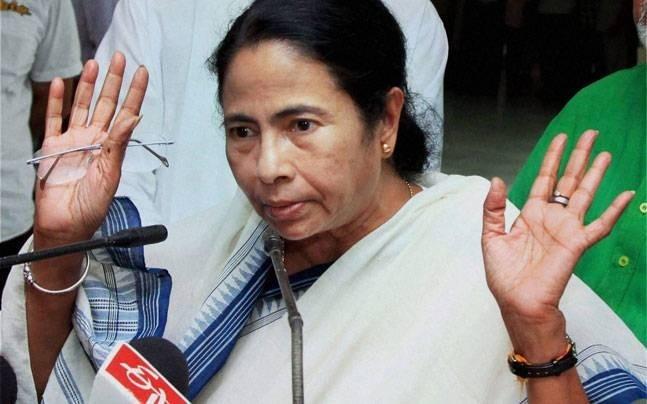 Mamata Banerjee.