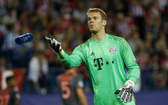 manuel neuer out until january with another foot injury sports news. Black Bedroom Furniture Sets. Home Design Ideas