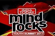 India Today Mind Rocks Youth Summit 2017 Bhopal