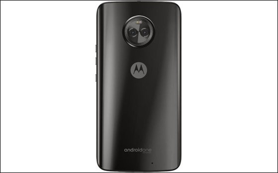 Moto X4 Android One edition
