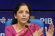 Cabinet reshuffle: Nirmala Sitharaman named Defence Minister, second woman to hold portfolio after Indira Gandhi