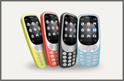 Nokia 3310 launched with 3G support, Nokia 3, 5 and 6 to get Android 8.0 Oreo by end of 2017