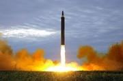 North Korea missile launch drill