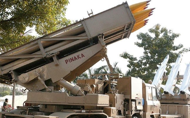 Indian Army might get Pinaka rockets to counter Pakistan's