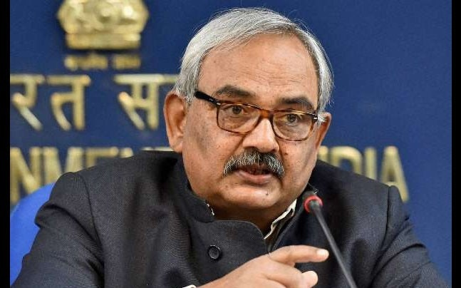 Rajiv Mehrishi | Photo: PTI