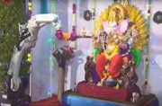 Watch: Robot performs Ganesh Chaturthi aarti, humans can take a back seat now
