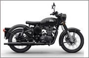 Royal Enfield introduces new Gunmetal Grey and Stealth Black variants of Classic 350 & 500
