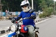Isha Foundation founder Jaggi Vasudev's biker avatar is the coolest thing you'd see today