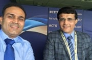 Virender Sehwag's 'setting' comment came out of disappointment: Sourav Ganguly to India Today