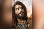SEE PIC: Shahid Kapoor as Maharawal Ratan Singh in Padmavati is scarred but not scared