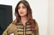 Is Shilpa Shetty planning to join the military in these clothes?