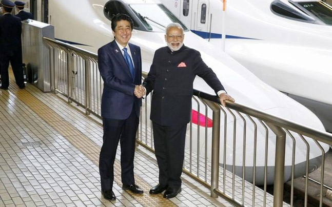 Beyond bullet trains: What makes India-Japan trade
