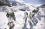Swachh Bharat Abhiyan kicks off at Siachen glacier