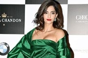 Sonam Kapoor's sensual red-carpet look might make you go green with envy