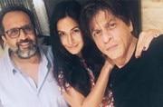 PHOTO: Katrina Kaif begins shooting for Aanand L Rai