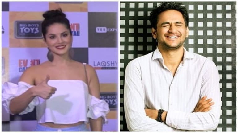 Sunny Leone has confirmed that Vikkas Gupta is part of the current season.