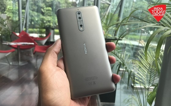 Nokia 8 with ZEISS dual cameras launched in India for Rs 36,999, to sell offline and via Amazon
