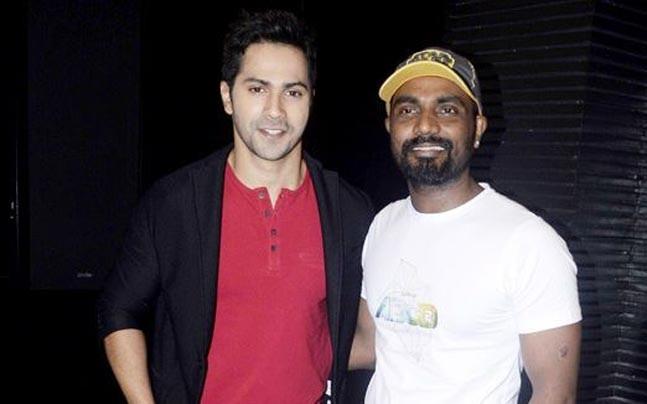 Varun Dhawan and Remo D'Souza