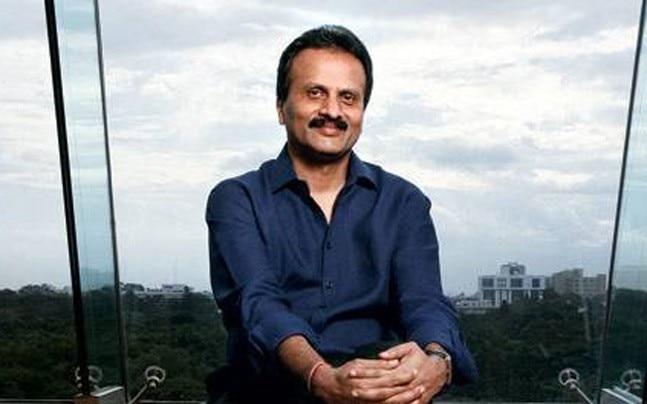 Income Tax raids on VG Siddharth