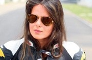 Alisha Abdullah followed her father's footsteps, but carved her own path on the racing track