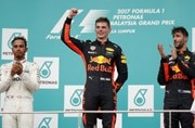 Malaysian Grand Prix: Verstappen wins at Sepang, Hamilton stretches championship lead