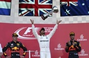 Lewis Hamilton wins Japanese GP to move a step closer to F1 title