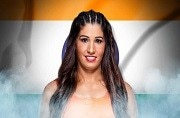 Kavita Devi becomes the first Indian woman wrestler to compete in WWE