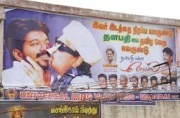 Mersal hits the screens: Fans urge Thalapathy Vijay to enter politics