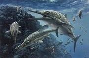 Fossil of 'fish lizard' from Jurasic era found in Gujarat