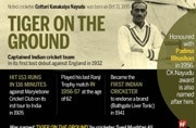 When CK Nayudu, India's first captain, endorsed a brand way back in 1941