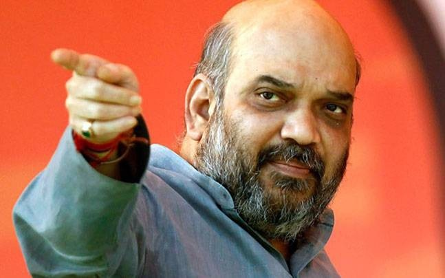 Amit Shah launches counter attack against Rahul Gandhi