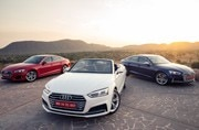 The Audi A5 Bratpack