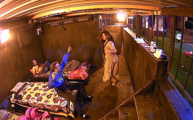 A still from the show. Picture courtesy: Twitter/BiggBoss