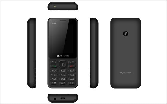 half off e1e14 2f41b Micromax, BSNL launch Rs 2,200 Bharat 1 4G feature phone to take on ...